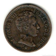 Monedas de España: ESPAÑA 2 CENTIMOS 1912 *12* PC.V. REY ALFONSO XIII CECA MADRID. Lote 278552613