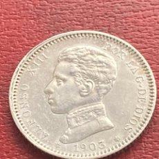 Monedas de España: 1 PESETA 1903 *03 ALFONSO XIII PLATA. Lote 278553333