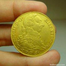 Monedas de España: 4 ESCUDOS. ORO. CARLOS III. MADRID - 1775 - PJ. Lote 279529983
