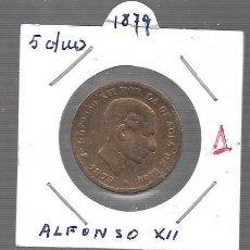 Monedas de España: MONEDA DE ESPAÑA ALFONSO XII LA QUE VES ORIGINAL. Lote 279588108