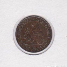 Monedas de España: MONEDAS - GOBIERNO PROVISIONAL - 5 CÉNTIMOS 1870 - PG-15 (MBC). Lote 281973443