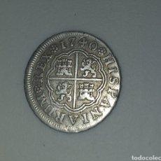 Monedas de España: UN REAL DE FELIPE V DE 1740 MADRID. Lote 283096833