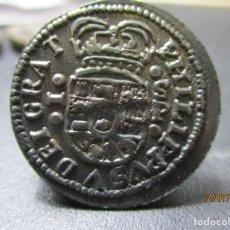 Monedas de España: 1 REAL 1704 SEVILLA DE PLATA. Lote 284676348
