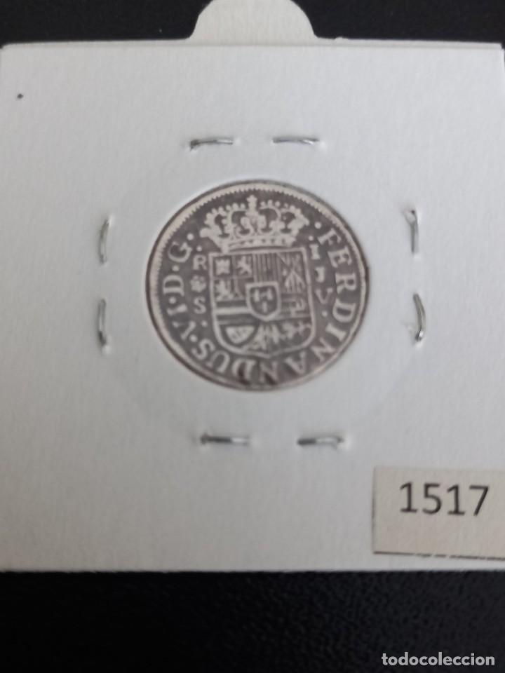 Monedas de España: España 1 real 1759 ceca Sevilla - Foto 2 - 285587918