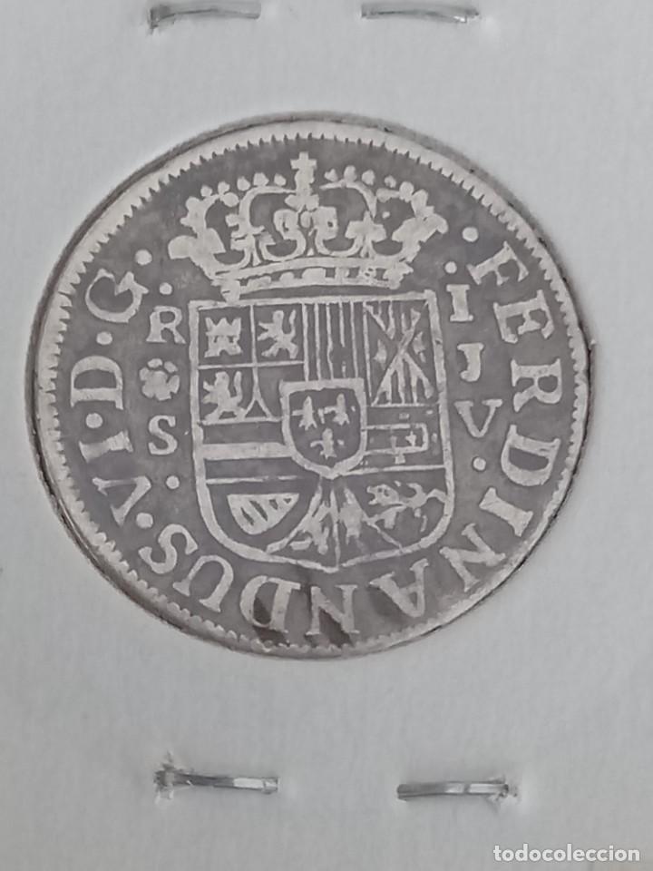 Monedas de España: España 1 real 1759 ceca Sevilla - Foto 3 - 285587918