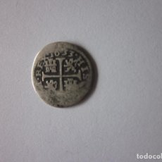 Monedas de España: MEDIO REAL DE FELIPE IV. SEGOVIA R. 1633. PLATA. RARO.. Lote 286291063