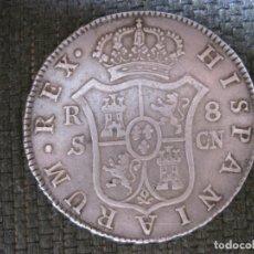 Monedas de España: 8 REALES 1809 SEVILLA. Lote 286700738