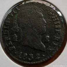 Monedas de España: 2 MARAVEDI 1832 DE FERNANDO VII. Lote 286750363