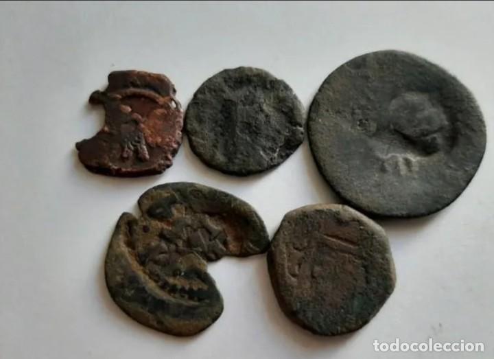 RESELLOS A DATAR (Numismática - España Modernas y Contemporáneas - De Reyes Católicos (1.474) a Fernando VII (1.833))