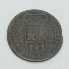 Monnaies d'Espagne: 2 MARAVEDÍS FELIPE V PHILIP, CECA DE BARCELONA AÑO 1718?. Lote 286844468