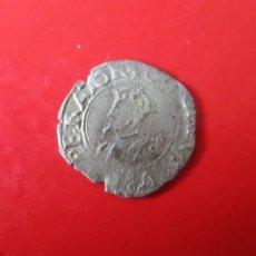 Monedas de España: CARLOS I. 1/2 CARLOS DE PLATA. BESANÇON 1548. Lote 287081783