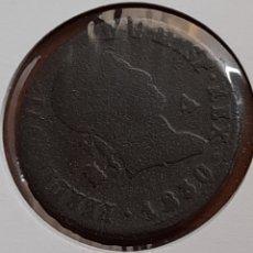Monedas de España: 4 MARAVEDIS DE 1830 DE FERNANDO VII. Lote 287104113