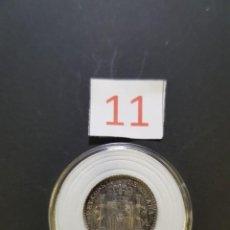 Monnaies d'Espagne: LOTE 2 MONEDAS DE PLATA. Lote 287172638