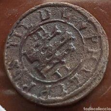 Monnaies d'Espagne: 2 MARAVEDIS DE 1600 SEGOVIA DE FERNANDO VII RARA. Lote 287382583