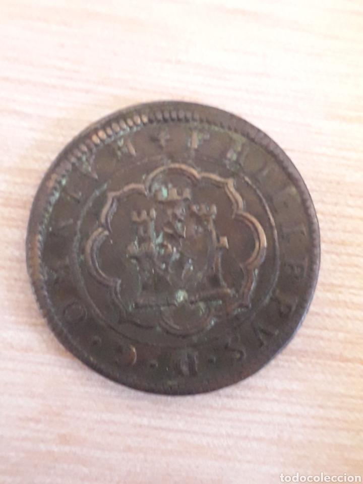 4 MARAVEDIS FELIPE III 1608 // 1508 TIPO OMNIUM CON RESELLO (Numismática - España Modernas y Contemporáneas - De Reyes Católicos (1.474) a Fernando VII (1.833))