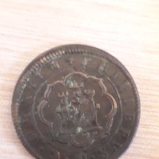 Monedas de España: 4 MARAVEDIS FELIPE III 1599 TIPO OMNIUM CON RESELLO. Lote 288073213