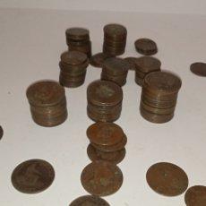 Monedas de España: COLECCION DE 165 MONEDAS ANTIGUAS ALFONSO XII. Lote 288142318