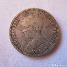 Monedas de España: UNA PESETA DE PLATA DE ALFONSO XIII .. Lote 288303138