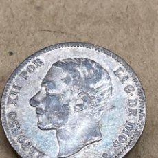 Monedas de España: MONEDA DE PLATA 2 PESETAS 1882. Lote 288480718