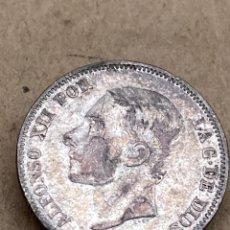 Monedas de España: MONEDA DE PLATA 2 PESETAS 1879. Lote 288480973