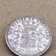 Monedas de España: MONEDA DE PLATA 2 PESETAS 1870. Lote 288529043