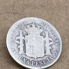 Monedas de España: MONEDA DE PLATA UNA PESETA 1903. Lote 288616713