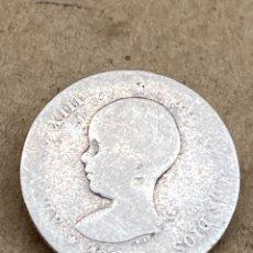 Monedas de España: MONEDA DE PLATA UNA PESETA 1891. Lote 288624273