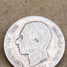 Monedas de España: MONEDA DE PLATA UNA PESETA 1883. Lote 288625708