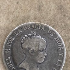 Monedas de España: MONEDA DE PLATA 4 RS 1848. Lote 289430663