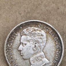 Monedas de España: MONEDA DE PLATA UNA PESETA 1903. Lote 289433808