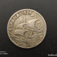 Monedas de España: 25 CENTIMOS DE 1925...BONITA.... LA DE LAS FOTOS. Lote 289526263