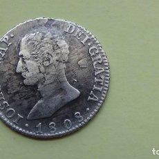 Monedas de España: JOSE NAPOLEON 4 REALES 1808 MADRID MBC. ESCASA. (M51). Lote 289564938