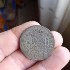 Monedas de España: 4 MARAVEDIES FELIPE V 1742 R80. Lote 289697638
