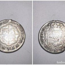 Monedas de España: MONEDA. FERNANDO VI. 1 REAL. 1756 PJ.SEVILLA. VER FOTOS. Lote 291418878