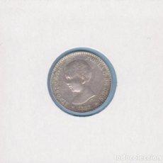 Monedas de España: MONEDAS - ALFONSO XIII - 50 CÉNTIMOS 1892 - 9-2 PG-M - PG-41 (MBC+). Lote 292339253