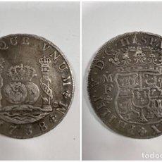 Moedas de Espanha: MONEDA. MEJICO - MEXICO. FELIPE V. 8 REALES. 1738. MF. VER FOTOS. Lote 293563848