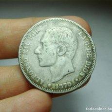 Monedas de España: 2 PESETAS. PLATA. ALFONSO XII. 1879. Lote 293634978