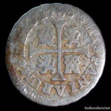 Monedas de España: FELIPE V, 1/2 REAL DE PLATA, MADRID 1735 - 15 MM / 1.23 GR.. Lote 294485743