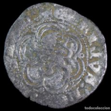Monedas de España: ENRIQUE III, BLANCA DE SEVILLA (BAU 767) - 24 MM / 1.75 GR.. Lote 294489428