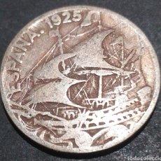 Monedas de España: MONEDA 25 CENTIMOS ESPAÑA AÑO 1925. Lote 294505543