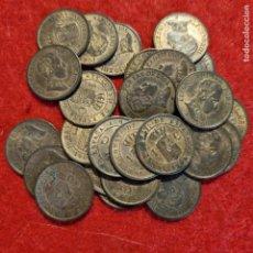 Monedas de España: 1 MONEDA DE 1 CENTIMO DE 1906 SLV EBC CON BRILLO ORIGINAL C10. Lote 295307628