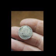 Monedas de España: ESCASO REAL DE CARLOS IV. Lote 295977133