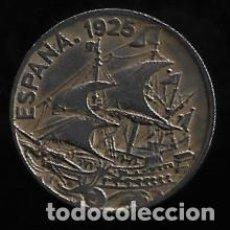 Monedas de España: MONEDA DE 25 CENTIMOS -1925. Lote 297118698