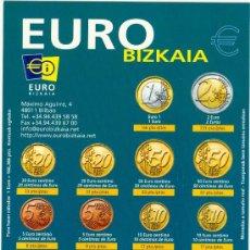 Euros: (E-69) EUROS PRUEBA PAIS VASCO. Lote 4578037