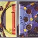 Euros: BELGICA ADIU FRANK, CARTERA, BLISTER, KMS, BU, FOLDER AÑO 2002 EURO . Lote 20874811