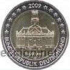 Euros: MONEDA 2 EUROS CONMEMORATIVA ALEMANIA SAARLAND 2009.. Lote 152486518