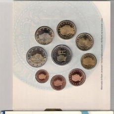 Euros: CARTERA EUROS LUXEMBURGO 2004. EMISIÓN OFICIAL (EURO SET) SIN CIRCULAR.. Lote 22438569