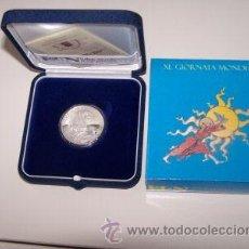 Euros: VATICANO 2007 MONEDA DE PLATA DE 5 EUROS EN ESTUCHE- ORIGINAL-- AGOTADA. Lote 13906602