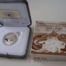 Euros: VATICANO 2006,10 EUROS EN ESTUCHE ORIGINAL-- AGOTADA+++ PLATA. Lote 13906669