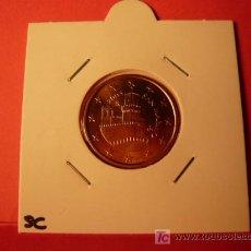 Euros: 5 CENTIMOS 2004 SAN MARINO ---- SIN CIRCULAR ----. Lote 13963755